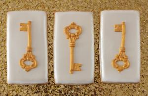 Receta Galletas con llaves: probando nuevos productos