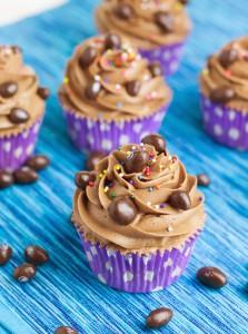 Receta Cupcakes de Conguitos (y 100 kilómetros por una buena causa)