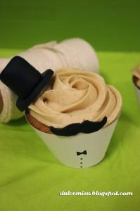 Receta Cupcakes ideales para el día del padre