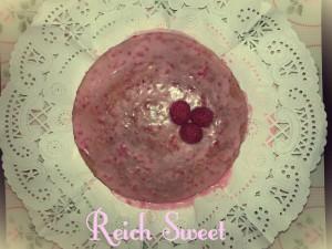 Receta Tarta de Gin-Tonic con Frambuesas
