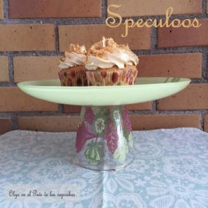 Receta Cupcakes de Galletas Speculoos