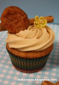 Receta Ideales cupcakes de torrijas para Semana Santa