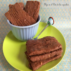 Receta Fudge de chocolate