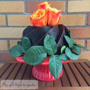 Receta Bundt Cake de cerveza negra y chocolate